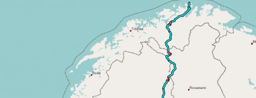 Nordkap-Tour